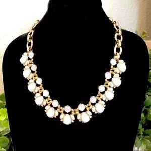 LEE ANGEL / NEIMAN MARCUS 'Capri' necklace NWT$98